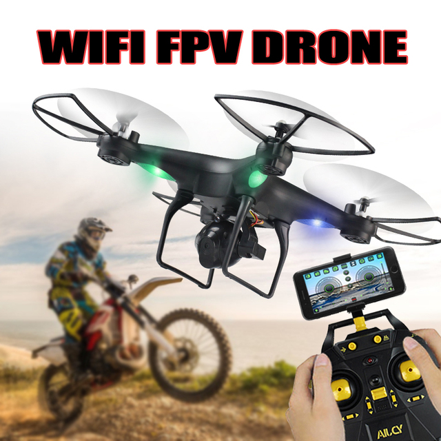 D68 WIFI FPV Camera Drone with Altitude Hold Headless Mode Quadcopter Drone RC Helicopter VS X5SW X5HC