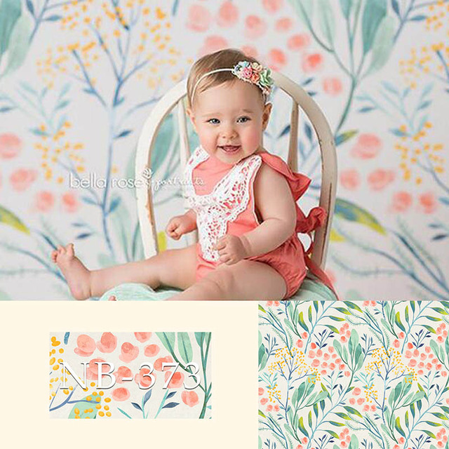 قران خلفية للتصوير الفوتوغرافي لحديثي الولادة ، وخلفية الزهور ، وديكورات الاستقبال ، واستوديو الصور