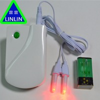 Health Care BioNase Rhinitis Sinusitis Nose Therapy Massage Device Cure Hay Fever Low Frequency Pulse Laser