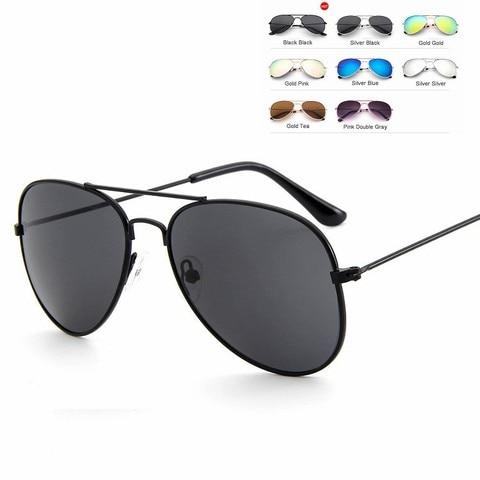 Aviation sunglasses For Boy And Girl Pilot Sun Glasses Children Sunglasses Kids Sunglasses Eyewear UV400 Multan