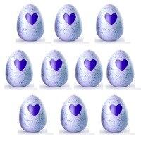 10pcs Egg Toy Intelligent Toys Birds Interactive Hatchable Egg CollEGGtibles 4 Pack Bonus For Christmas Gift