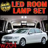 6 X Free Shipping Error Free Car LED Vehicle Interior Map Dome Door Lights Kit Package
