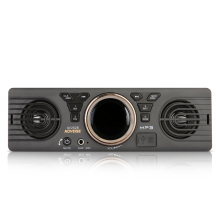 AV252B New Car MP3 Player In-dash Bluetooth V2.1 MP3 Audio Players Car Stereo FM Radio with USB / TF Card 12V EDR Electronics