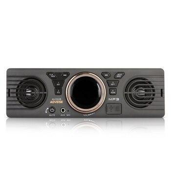 AV252B Novo MP3 Player Do Carro In-dash V2.1 MP3 Players De Áudio Do Carro Do Bluetooth Rádio FM Estéreo com USB/ TF Cartão 12 v EDR Eletrônica