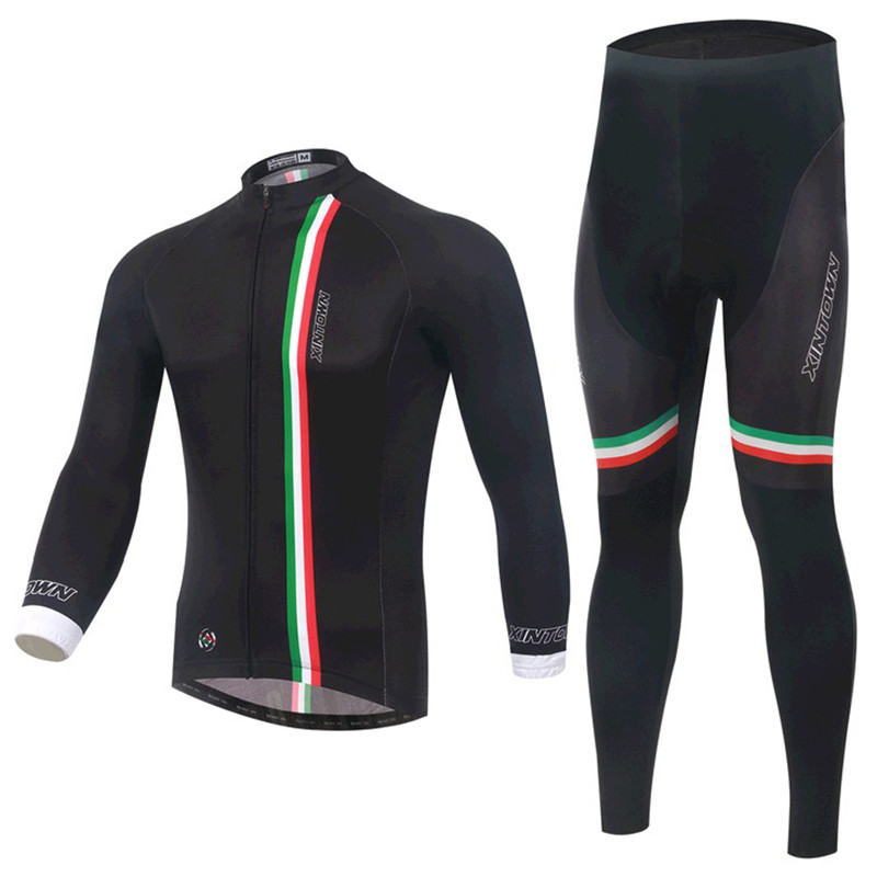 Breathable Men's Ropa ᗛ Ciclismo Ciclismo Jersey MTB ...