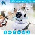 720 P CCTV Rede de Segurança WI-FI câmera IP Megapixel HD IR Câmera de Segurança Sem Fio Câmera de Vigilância Visão Noturna Infravermelha