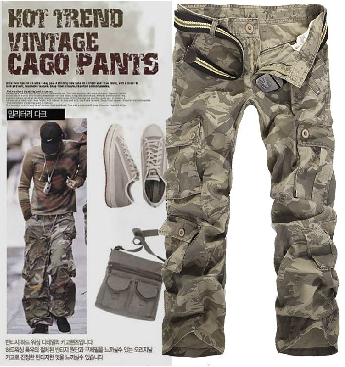 Popular Vintage Cargo Pants-Buy Cheap Vintage Cargo Pants lots ...