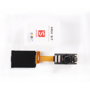 Image 5 - LUSYA Sipeed MAIX 비트 AI 개발 보드 (카메라 + 스크린이있는 스트레이트 브레드 보드 용) K210 M12 T0652