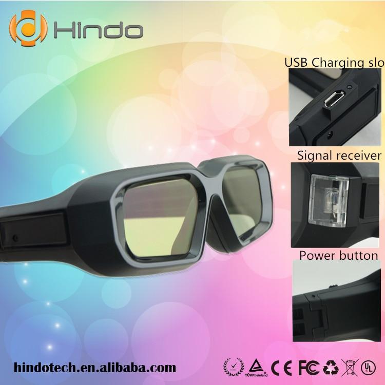 РФ 3D-телевизор стеклянные активным затвором для