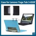 """Для lenovo Yoga tab 3 850F YT3-850F 850 М 850Л случае моды PU кожаный чехол чехол Для Lenovo Yoga tab 3 850 8 """"планшет + 3 подарки"""