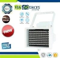 60m IR Distance 96 Leds Waterproof IR Illuminators Light IR Infrared Lamp LED Night vision Fill Light For CCTV Security Camera
