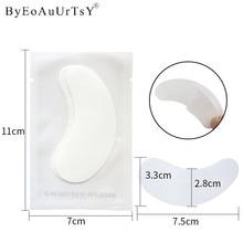 20 pair Eye Shadow Protector Pads Disposable Eyelash Under e