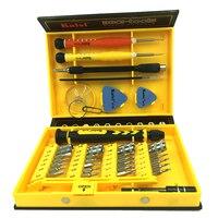 Набор отверток Kaisi 38 в 1, набор отверток, магнитные отвертки, инструмент для ремонта открывания телефона для ноутбука, мобильного телефона, ...