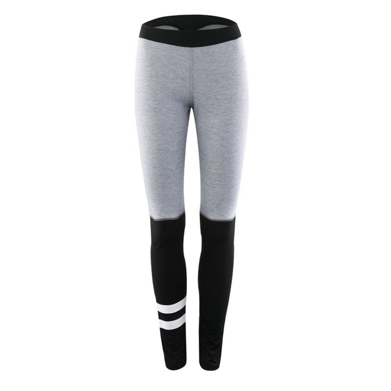 Women Sexy Exercise Pants Fitness Casual Trousers Slim Compression Pants Leggings Hips Push Up