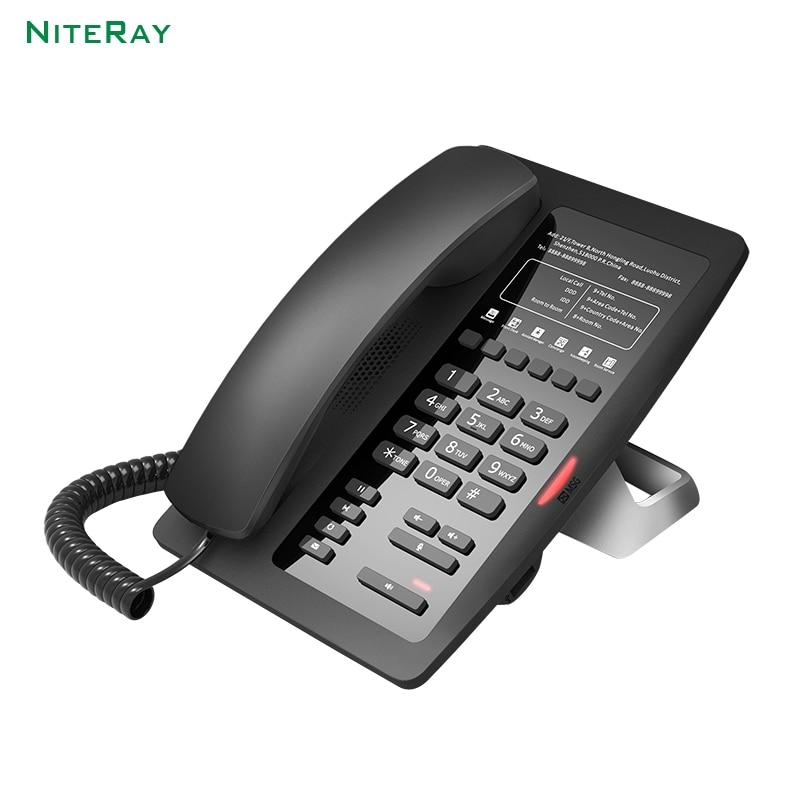 Telefono SIP telefono IP dellhotel hotel Telefono VoIP PoE per 5 stelle hotel roomTelefono SIP telefono IP dellhotel hotel Telefono VoIP PoE per 5 stelle hotel room