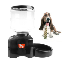 Large 5.5L Automatic Pet Feeder Portion Control Dog Cat Capacity Dry Food LCD UK