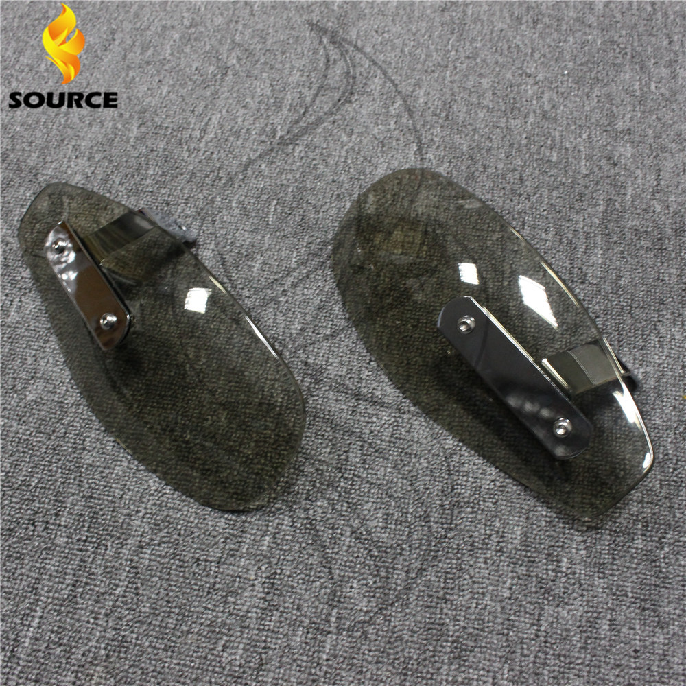 ФОТО motorcycle wind shield handle hand guards ABS motocross Accessories transparent handguards FOR BMW R1200gs R1200GS 12-13