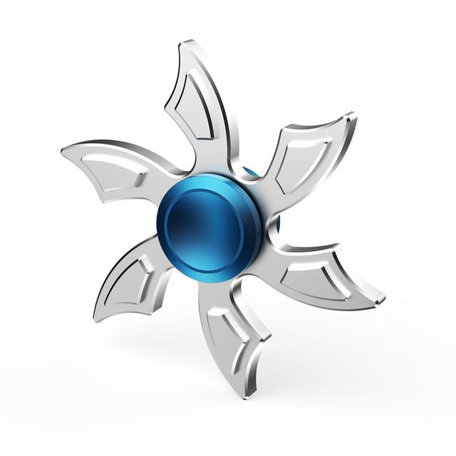 Snowflake Fidget Spinner