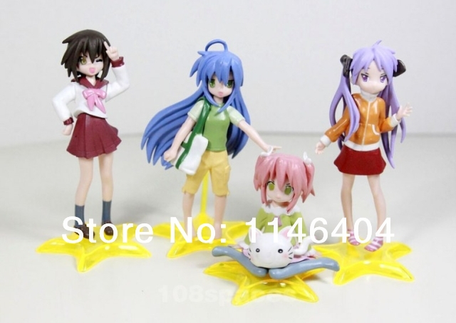 Online Buy Wholesale lucky star figures from China lucky ...