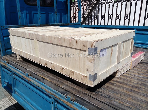 WJIER oil free machine wooden box packed oil cooler assembly 54762208 for Air Compressor accessories new hydraulic oil cooler for kobelco sk04 machine