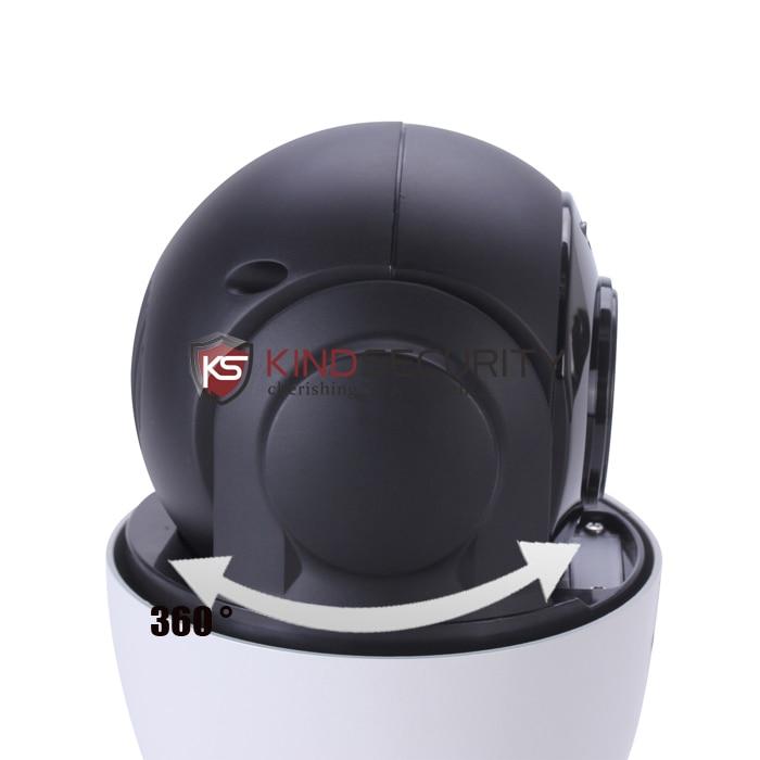 4.5 inch Mini Size Network Onvif 4MP cctv camera ip ptz speed dome Camera 20X optical zoom ptz ip camera