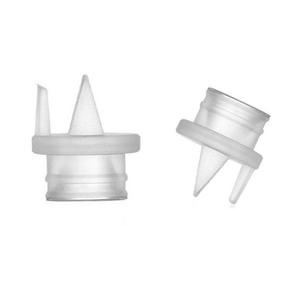 Duckbill Valve Breast Pump Parts Silica Gel Baby Feeding Milk Nipple Pump Accessories BB0068 (2)