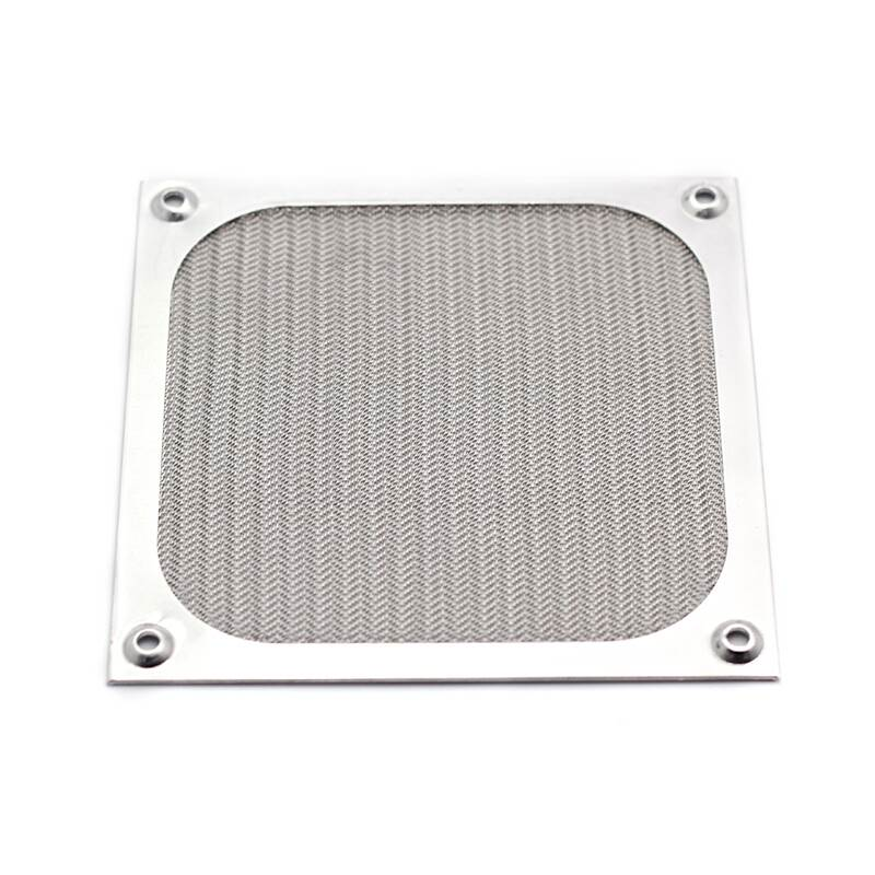 Metal Dustproof Mesh Dust Filter Net Guard 12cm For PC Computer Case Cooling Fan