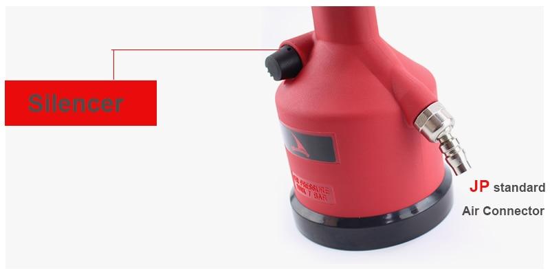 Kvaliteetne automaatne pneumaatiline neetikomplekt pneumaatilise - Elektrilised tööriistad - Foto 5