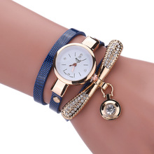 Fashion Casual Women Quartz Watch Roman Numerals Analog Quartz Wrist Watch Ladies Dress Bracelet Watches Faux Leather Band men women geneva stainless steel band analog roman numerals quartz wrist watch