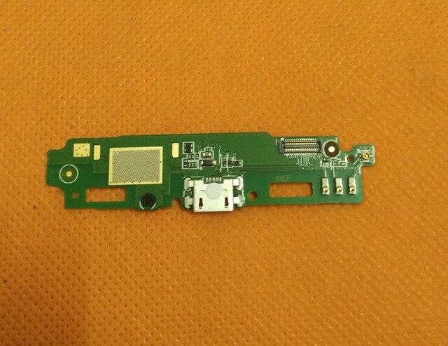 "Used Original USB Plug Charge Board For Xiaomi Redmi 3 Snapdragon 616 Octa Core 5"" HD 1280X720 Free shipping"