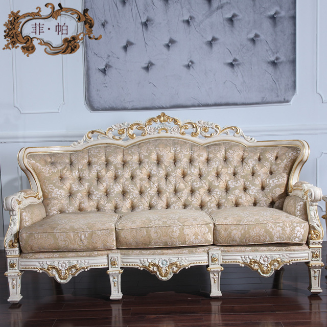 Luxury living room furniture stile country francese mobili soggiorno ...