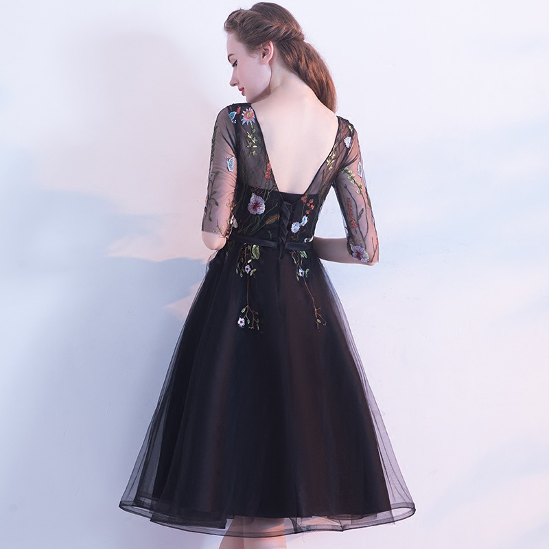 Товар It s Yiiya O-Neck Luxury Evening Dresses Fashion Designer ... 6ab7f48ea57d