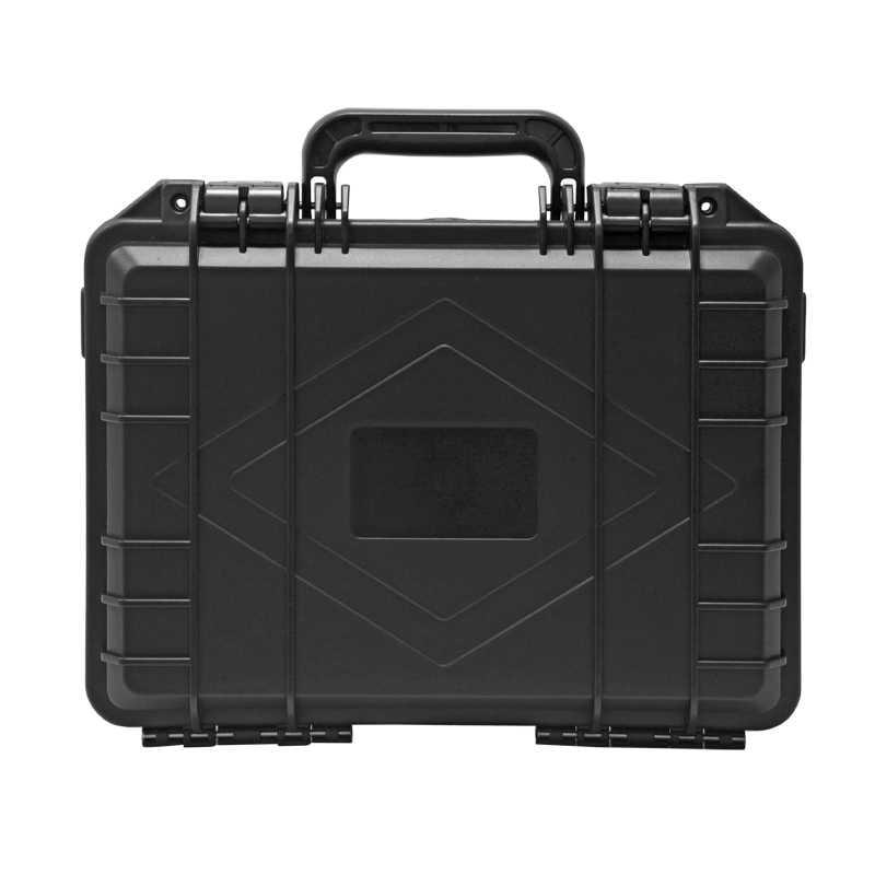350x280x133mm ABS Nhựa bảo quản Hộp Dụng Cụ Chống Va Đập An Toàn Hộp Đựng Kín Chống Sốc Khô Hộp Thiết Bị ốp Lưng máy ảnh