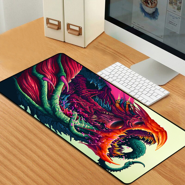 Sovawin 80x30cm XL Lockedge Large Gaming Mouse Pad 2