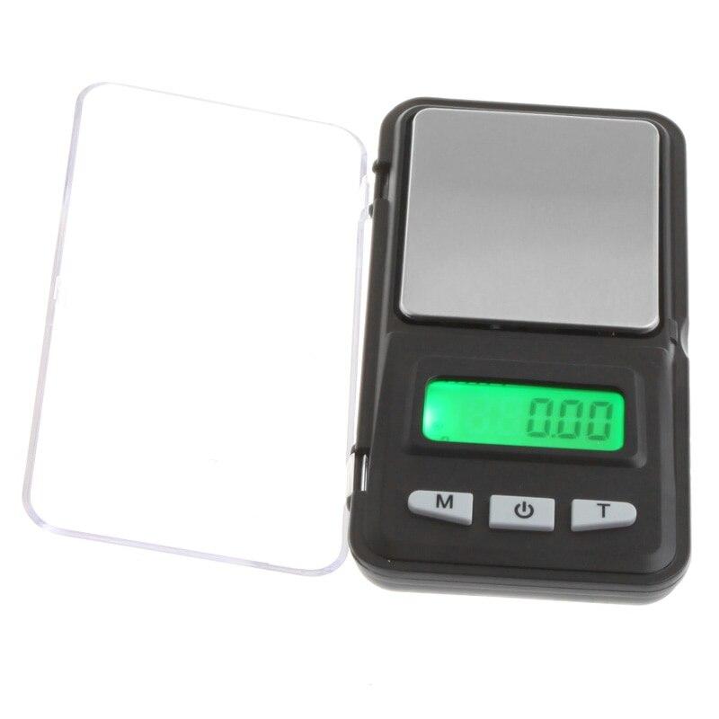 Цифровые Мини-весы 200 г * 0,01 г, цифровые карманные весы с ЖК-дисплеем Ювелирная монета, весы для измерения веса золота, точные весы для измерен...