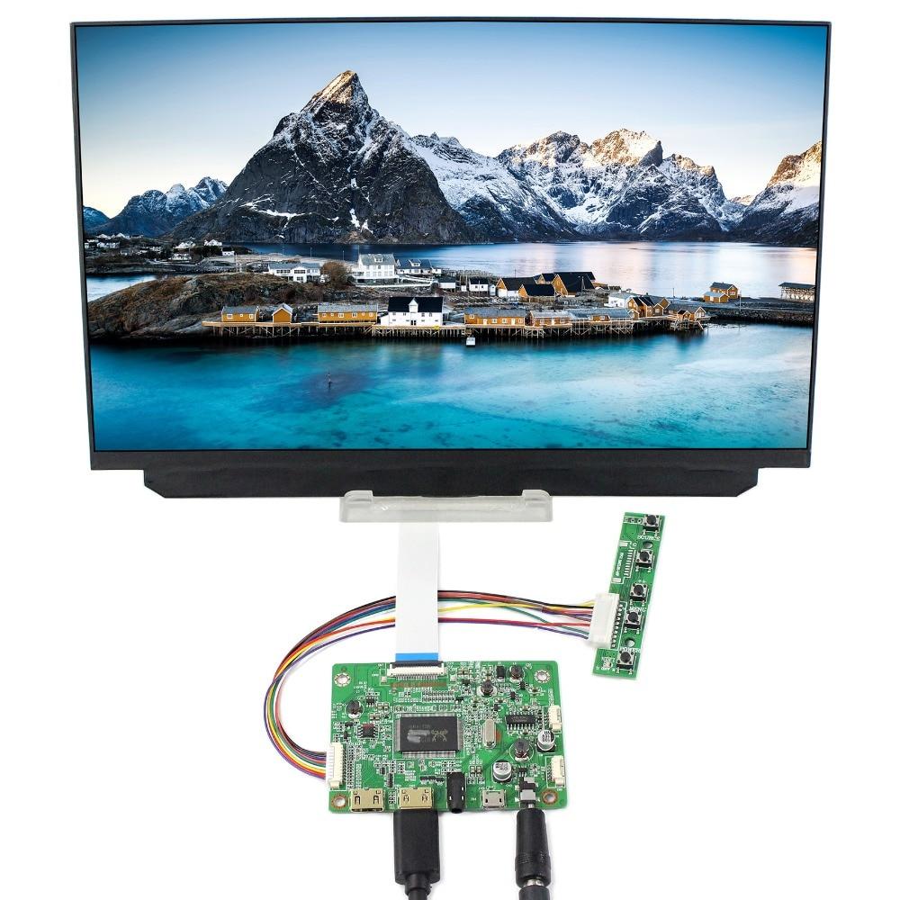 Мини плата контроллера HD MI LCD 12 5 &quotB125HAN02.2 1920X1080 IPS eDP ЖК экран Запасные части   