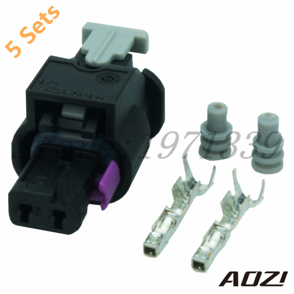 online get cheap wiring harness plug com alibaba group 5 sets 2 pins 1 5mm wire harness plug 1 1924067 1 auto connector
