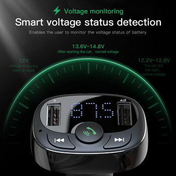 Smart Voltage Status Detection