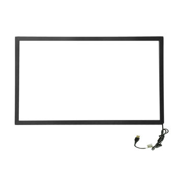 28 Multitouch USB Infrared IR Touch Screen Frame/Panel for Advertising Kiosk/signage