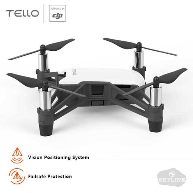 In Stock DJI Tello Mini Drone 720P HD Transmission Camera APP Remote Control Folding Toy