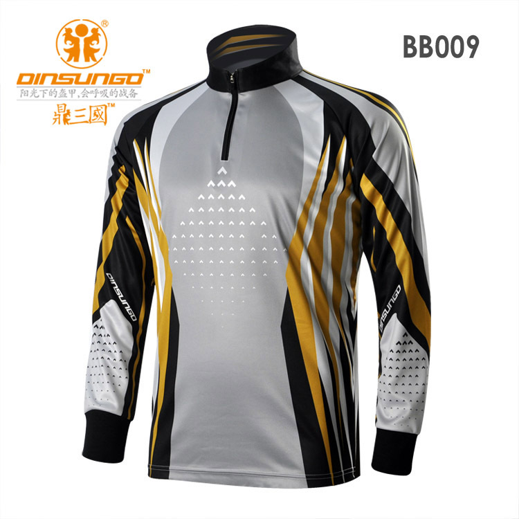 Custom Factory breathable fishing fishing clothing sunscreen sunscreen clothing male long-sleeved clothes BB009 outdoor fishing sunscreen bamboo charcoal long sleeved quick drying anti mosquito male fishing clothes page 7