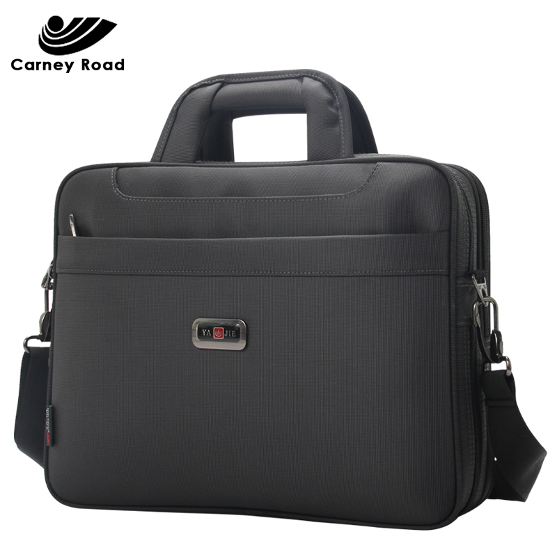 Brand Business Mens Briefcase Waterproof Oxford 14 inch Laptop Bag High Quality Men Office Shoulder Bag bolsa maletaBrand Business Mens Briefcase Waterproof Oxford 14 inch Laptop Bag High Quality Men Office Shoulder Bag bolsa maleta