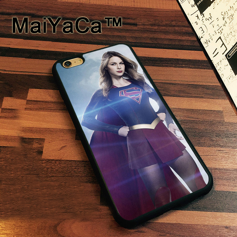 coque iphone 7 supergirl