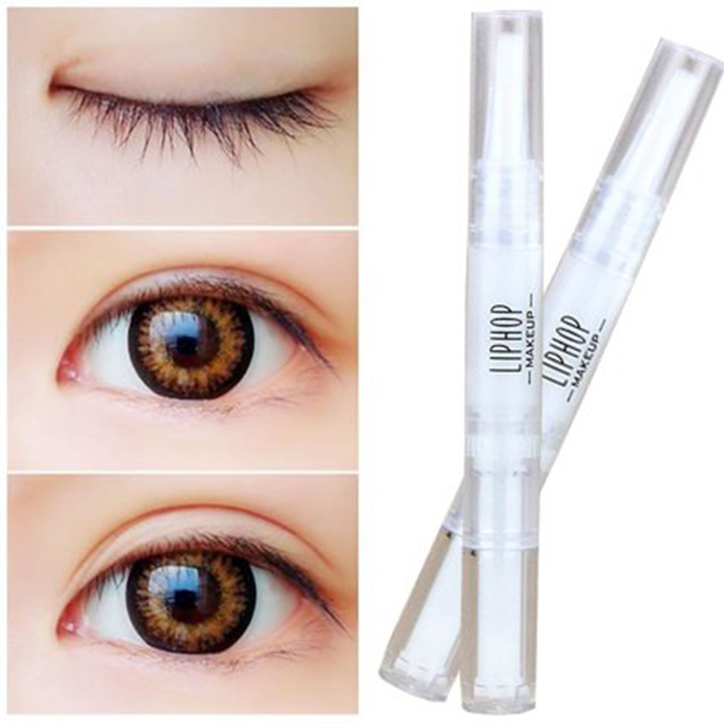 LEARNEVER Double Eyelid Gel Cream Double Head Eyelids Pen Invisible Eyelid Glue Long Lasting Magical Eye Lids Cream Makeup Tools