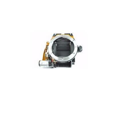 95% nouvel appareil photo Original petit boîtier principal pour NIKON D3100 boîtier miroir avec ouverture, pièce de réparation de remplacement d'obturateur