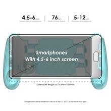 Nueva gamesir F1 teléfono analógico joystick agarre para todos los Android y Ios smartphone Azul, Rosa
