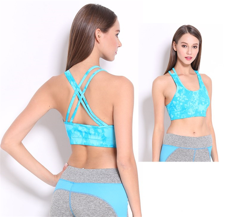 b9a2062f2a Detail Feedback Questions about Fitness Women Cross Sexy Yoga Push ...