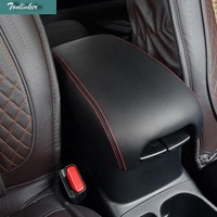 1 PCS Car DIY NEW ABS Two Style Modified Lengthened Center Armrest Cover Case For 2013