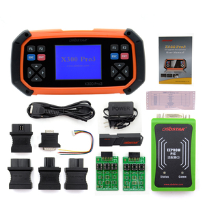 Image 5 - New OBDSTAR X300 PRO3 Key Master OBDII X300 Key Programmer Odometer Correction Tool EEPROM/PIC English Version Update Online