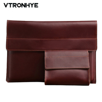 VTRONHYE New Fashion Laptop Bag For Macbook Air Pro Retina 11 13 15 Inch High Quality